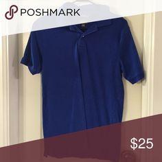 Small men's polo-fitted Small men's polo-fitted Merona Shirts Polos