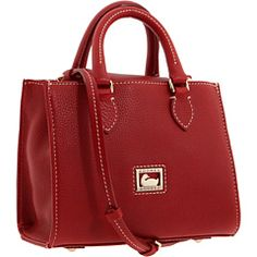 Dooney & Bourke - red - purse - bag
