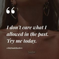 The Female Hustlers Academy Rude Quotes, Boss Babe Quotes, Bitch Quotes, Mood Quotes, Positive Quotes, Motivational Quotes, Inspirational Quotes, Wisdom Quotes, Quotes Quotes