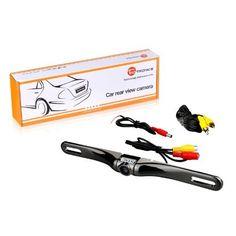 TaoTronics® Rear View Backup Camera Bar Type License Plate - TT-CC22 - (Waterproof IP67 / Color CMOS / 170-Degree...
