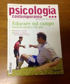 rivista Psicologia contemporanea luglio agosto 2008 n. 208