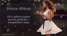 Emoce štíhlosti | ProNáladu.cz Happy Women, Behavior, Health Fitness, Wellness, Medical, Movie Posters, Movies, Beauty, Woman
