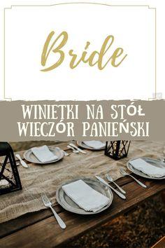 Bridal shower table vignette for the bride. Free printables. Bridal Shower Tables, Vignettes, Shower Ideas, Free Printables, Bride, Home Decor, Wedding Bride, Decoration Home, Bridal