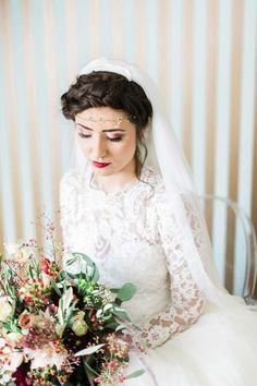 Schneewittchen und die Liebe: Katharina & Hiscan's märchenhafte Waldhochzeit DIE HOCHZEITSFOTOGRAFEN http://www.hochzeitswahn.de/inspirationen/schneewittchen-und-die-liebe-katharina-hiscan-sagten-maerchenhaft-ja/ #wedding #mariage #bride
