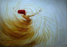 Dance  ( 130 x 195 cm oil on canvas )