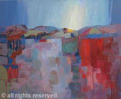 Sunspot - Acrylic on canvas