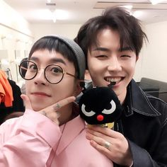 Why is taeil so cute? Like? He's a full grown man and I'm calling him adorable