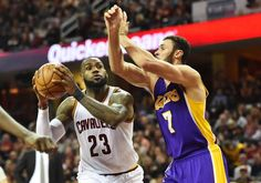 Los Angeles Lakers vs. Cleveland Cavaliers - 3/19/17 NBA Pick, Odds, and Prediction