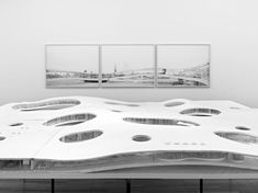 """Here is another project of floorly interest. Rolex Learning Center, a project at the Ecole Polytechnique Fédérale de Lausanne in Switzerland , bySANAA, is to create a fluid space for students to enjoy, the description by Patrick Aebischer, President of EPFL, said, """"exemplifies our university as a place where traditional boundaries between disciplines are broken …"""