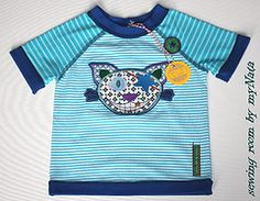 Zoe...Pattern by Farbenmix sewing for boys