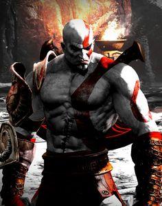 Spartan Men, God Of War Game, Kratos God Of War, Free Avatars, Naruto 1, Roman Warriors, Black Lightning, Game Concept Art, Greek Gods