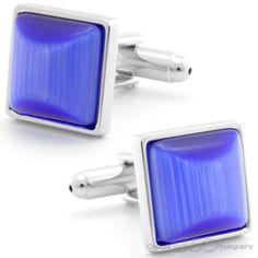 Blue Hued Astro Cufflinks by Cufflinksman #Cufflinks #Fashion #Jewelry #shopping