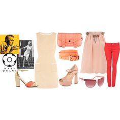 1960s style, created by even-syao on Polyvore