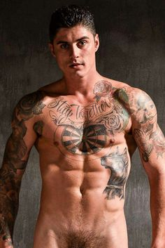 Filthy Guys In Tats Hot Fuck