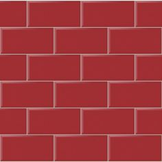 Romano Brick Red  Wallpaper - for the games room?
