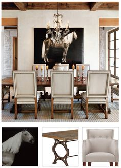 119 best Dining Room Decorating Ideas images on Pinterest | Dinner ...