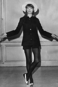Françoise Hardy   60 Iconic Women Who Prove Style Peaked In The '60s