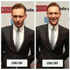 Loki ~ On/Off