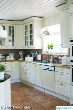 Kök - En klippbok om inredning