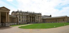 Stowe House North Front