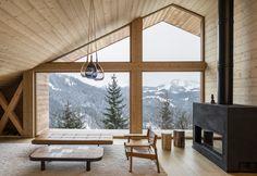 Gallery of Mountain House / Studio Razavi architecture - 54