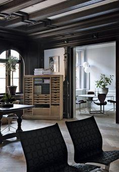 Moderne hjem i historiske rammer | Bobedre.dk