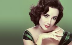 HAIRSTYLE: Star actress Elizabeth Taylor set the trends for permed short hair in 1950s Trends. She was feeling confident as a mature woman and cut her long hair to  very short curls mark her new look. Towards the end of the decade, her curls were longer and voluminous. After the her, other stars followed the trend with short sexy curls including  Audrey Hepburn, Ava Gardner, Grace Kelly and Marilyn Monroe.