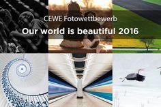 """Der europäische CEWE Fotowettbewerb zum Thema """"Our world is beautiful"""""""