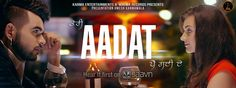AADAT || NINJA || Full HD || MALWA RECORDS || Latest Punjabi Song 2015