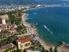 Official tourist guide with information on hotels, restaurants, activities, reservations and places to visit during your visit to Puerto. Puerto Vallarta Vacations, Two Worlds, Visit Mexico, Places To Visit, River, City, Beach, Outdoor, Spaces