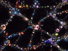 Astronomers recently discovered a wall of Galaxies.