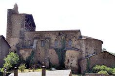 Santa Maria de Castellbò (Alt Urgell)   da Monestirs Puntcat