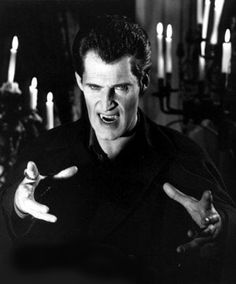 Ben Cross as the Barnabas Collins in the 1991 series revival