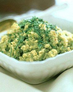 Cooking with Quinoa // Herbed Quinoa Recipe