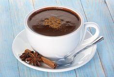 10 receitas imperdíveis de chocolate quente