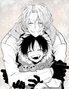 Sabo | Luffy (Rufy) | One Piece