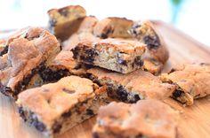 Tosca de la Mota   Recetas sencillas para todos los días - Bizcochitos de chocolate hechos en 38 minutos