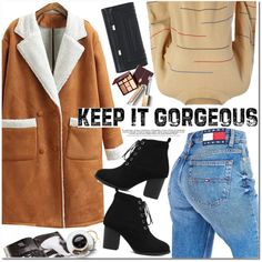 Keep It Gorgeous by oshint on Polyvore featuring moda, Tommy Hilfiger, Burberry and Mulberry