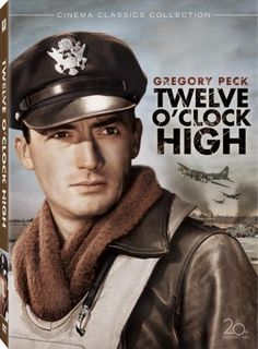 Twelve O'Clock High (1949)  -  WW2, a gripping film where some actual footage from the war is used. Superb acting incl. Gregory Peck.