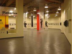 """Exposición """"Makarius, Vistas y Recuerdos de Buenos Aires y sus Artistas"""" -Sameer Makarius- Diseño, producción y montaje: Más que una Idea..."""