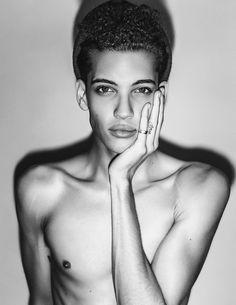 Ran - Anthony White at New York Models by Casey Vange