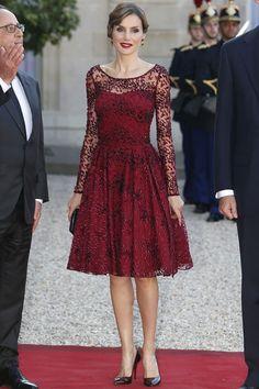 Historial de estilo. Reina Letizia