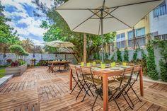 Rita Glória | Exteriores | Outdoor Dining Furniture | Umbrella