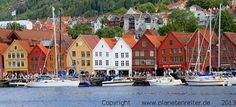 Bergen, Norwegen: Mehr als eine Durchfahrtsstation und Ausgangsbasis!