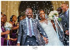 A year ago today, longtime lovebirds, Yewande and Ademola tied the knot in a truly breathtaking wedding in the romantic city of Florence in Italy. Wedding Exits, Wedding Film, Engagement Ideas, Wedding Engagement, Reception Gown, Nigerian Weddings, Wedding Confetti, Groom Style, Bridesmaid Dresses