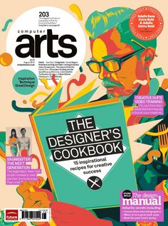 Computer Arts August 2012 (Issue 203)