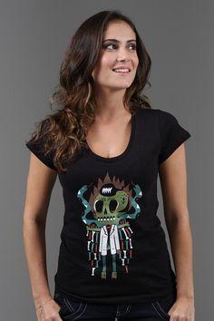 Camiseta Calaverito