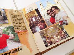 SCRAPAMUNDI: Cuaderno de Viaje tutorial