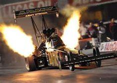 Tony Schumacher NHRA Top Fuel Driver
