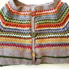 retrokofta - Google-søk Textile Design, Knit Crochet, Textiles, Knitting, Google, Sweaters, Crafts, Clothes, Fashion